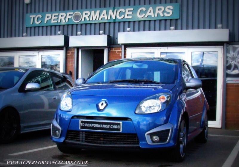 200909 Renault Twingo Rs 133 Tc Performance Cars